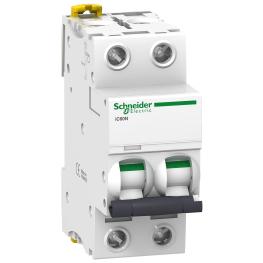 Interruptor Automatico 2P 50A C 10Ka Ic60N