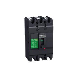 Interruptor Automatico 3P Fijo 40A 30Ka 380Vac Easyline