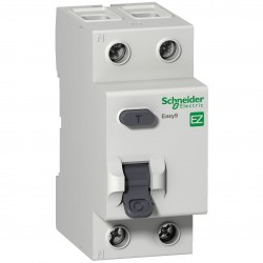 Interruptor Diferencial 2P 63A 30Ma Easy 9