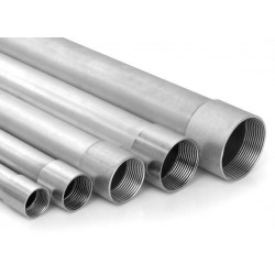 "Conduit Galvanizado C80.1 1/2"" x 3000 mm -Bm Electric"