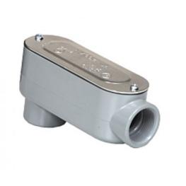 "Condulet Lb 1"" Aluminio-Bm Electric"