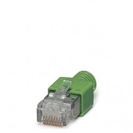 Conector Ethernet RJ45 - Fl Plug RJ45 Gr/2 - Phoenix Contact