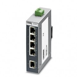 Industrial Ethernet Switch - Fl Switch Sfnb 5Tx - Phoenix Contact