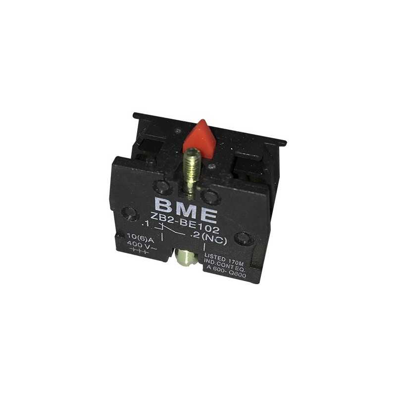 Contacto Auxiliar 1Nc para xb4-Bm Electric