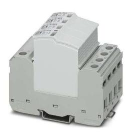 Descargador de Sobretensiones Modelo 2 - Val-Sec-T2-3S-350-Fm - Phoenix Contact