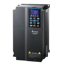 Variador De Frecuencia 30kW 40HP 380Vac IP20 Torque Constante + Chopper C2000