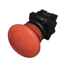Pulsador Parada De Emergencia 22 mm 1Nc Tirar para Desenclavar-Bm Electric