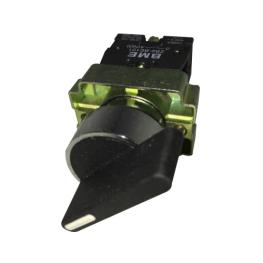Selector Maneta Larga 2 Posiciones Fijas 22 mm 1Na-Bm Electric