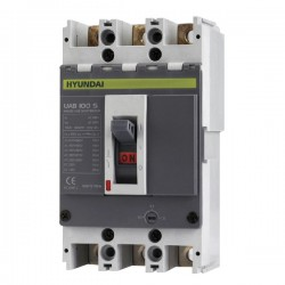 Interruptor Automático 3 Polos 20A Serie-U Hyundai