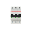 Interruptor Automatico S200 3X25A C 10Ka - Abb