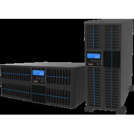 UPS Online 6KVA 1F 220VAc (6Kw) Rack/Torre - Ablerex