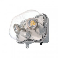 Luminaria Emergencia 2X7W LED