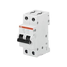 Interruptor Automatico 2P 3A C 10Ka S200