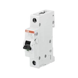 Interruptor Automatico S200 1P 20A Curva D 6.000/10Ka