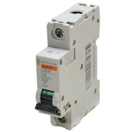Interruptor Automatico 1P 32A C 10Ka C60N