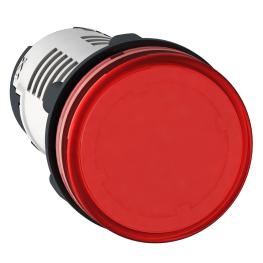Piloto Rojo 22mm LED 230Vac Easyline