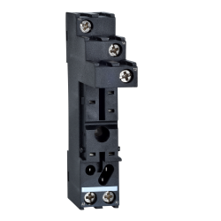 Base para Rele Enchufable 8 Pines 12A 300V  - Schneider-Electric