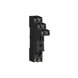 Base para Rele Enchufable 8 Pines 300V 12A Rsb - Schneider-Electric