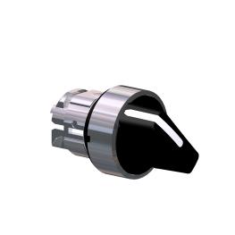 Cabezal para Selector Maneta Corta 2 Posiciones Fijas 22mm - Schneider-Electric