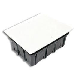 """Caja Plastica 3/4"""" con Tapa - Schneider-Electric"""