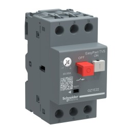 Guardamotor Magnetotermico 3P 0,25-.0,40A Easyline - Schneider-Electric