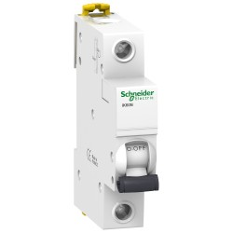 Interruptor Automatico 1P 25A C 6kA Ik60N - Schneider-Electric