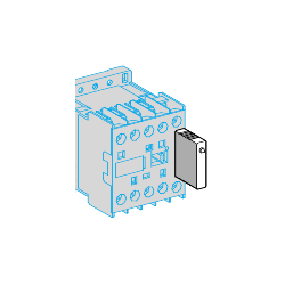 Modulo Antiparasitario 129Vac - Schneider-Electric