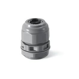 Prensaestopa Pg16 10-14mm Poliamida IP68 Gris Oscuro Heavy Duty - Scame