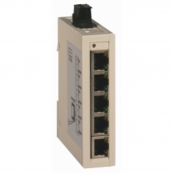 Switch Ethernet No Administrable 10/100Fl 5Tx - Schneider-Electric