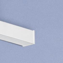 Tapa De Extremo para Moldura 20x10mm Blanca - Legrand