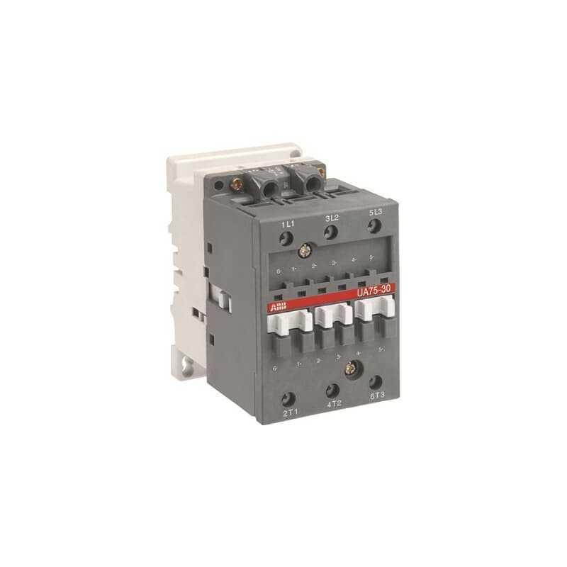 Contactor 3P 50Kvar 7,5 50Kva 400Vac Ua753011 Abb