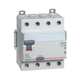 Interruptor Diferencial 4P 40A 30Ma  Lex³ Dx³ - Legrand
