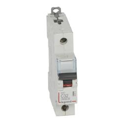 Interruptor Automatico  1P 32A C 10kA Lex³ Dx³ ( Ex Ref.06379) - Legrand