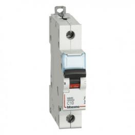Interruptor Automatico 1P 10A C 6kA Btdin - Bticino