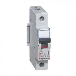 Interruptor Automatico 1P 25A C 6kA Dx3 - Legrand