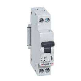 Interruptor Automatico 1P 50A C 10kA Lex³ Dx³ - Legrand