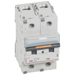 Interruptor Automatico 2P 100A D 16kA Dx3 - Legrand