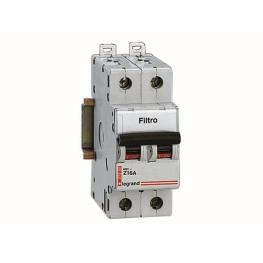 Interruptor Automatico 2P 16A Z 25kA Lex/Itm  Dx - Legrand