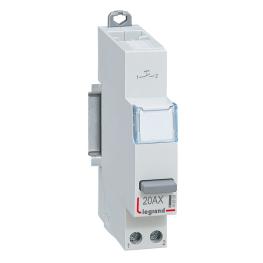 Interruptor De Seguridad 1P 20A 250Vac 1Na - Legrand