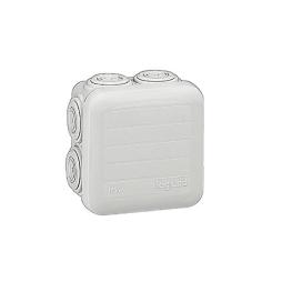 Caja Plastica 65x65x40mm Plexo con 7 Conos - Legrand
