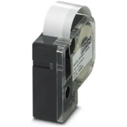 Etiqueta Adhesiva 9mm Blanco 8 Mt para Thermofox