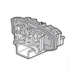 Tapa Separador para Borne 5-6mm  para 2 Conduct - Legrand