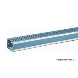Canaleta PVC 60x80x2000mm Lina 25 - Legrand