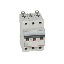 Interruptor Automatico 3P 32A C 10kA Lex³ Dx³ - Legrand