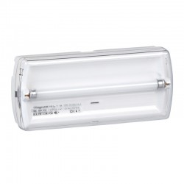 Luminaria Emergencia 160W Fluorescente 2 Horas - Legrand