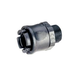 Conector Recto Poliamida 25mm Libre Halogeno - Legrand