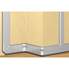 Bandeja PVC 150x50x2000mm Aluminio - DLP Legrand