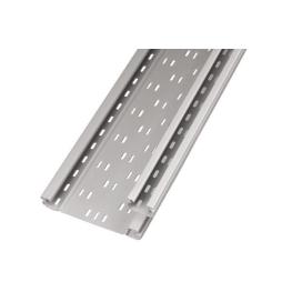 Bandeja PVC 75x50mm sin Tapa Blanca Perforada - DLP Legrand