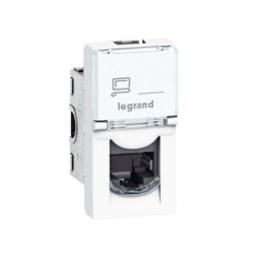 Conector Rj45 Cat5E 1Mo Utp - Legrand
