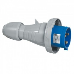 Enchufe Macho Volante 2P+T 32A 220Vac IP6 - Legrand